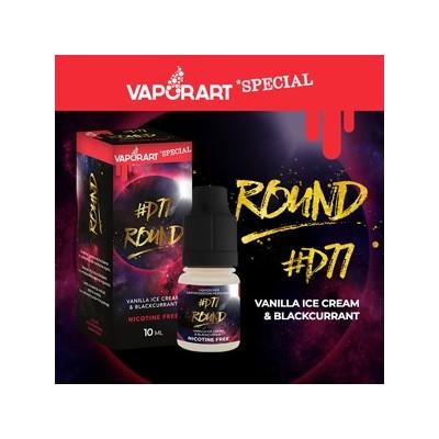 Vaporart 10ml - Special Edition - Round -D77-0mg/ml