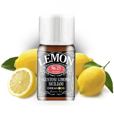 Dreamods - Aroma Concentrato No. 25 Lemon 10ml