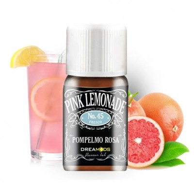 Dreamods - Aroma Concentrato No.45 pink lemonade 10ml