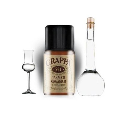 Dreamods Aroma Concentrato No.981 Grappa 10ml