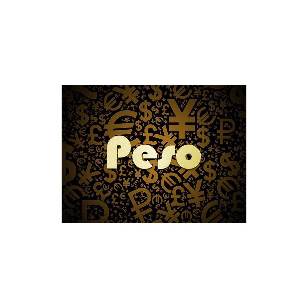 dea billion peso 10ml