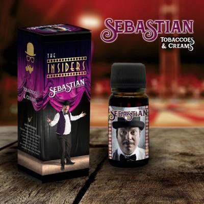 Aroma Sebastian - The Vaping Gentlemen Club