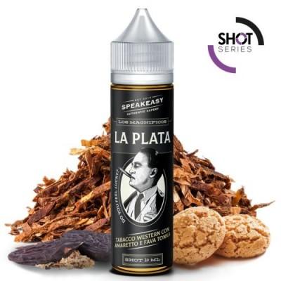 La Plata Vaplo Speakeasy Aroma Scomposto 20ml in flacone da 60ml