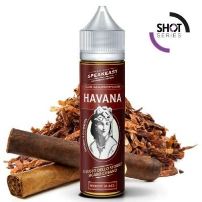 Havana Vaplo Speakeasy Aroma Scomposto 20ml in flacone da 60ml