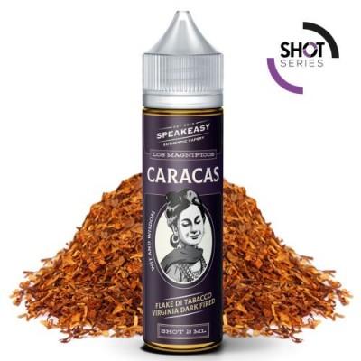 Caracas Vaplo Speakeasy Aroma Scomposto 20ml in flacone da 60ml
