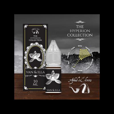 Azhad's Elixirs 10ml - The Hyperion Collection - Van&illa - 0mg/ml