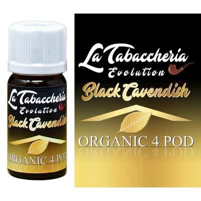 La Tabaccheria - Estratto di Tabacco - Organic 4Pod - Black Cavendish 10ml