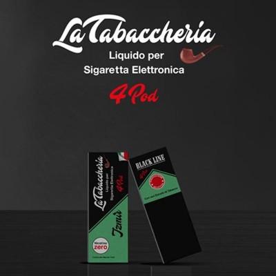 La Tabaccheria Izmir Black line 4pod 10ml