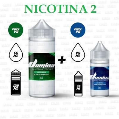 BUNDLE - Domina 100 Series 70/30 - 2mg/ml Nic
