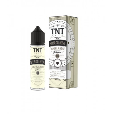 TNT vape Mixture Virginia Highlands 626 Aroma Scomposto 20ml in flacone da 60ml