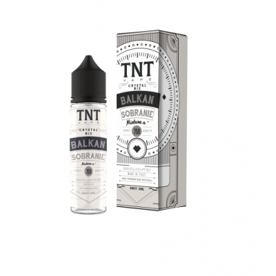 TNT vape Mixture Balkan Sobranie 759 Aroma Scomposto 20ml in flacone da 60ml