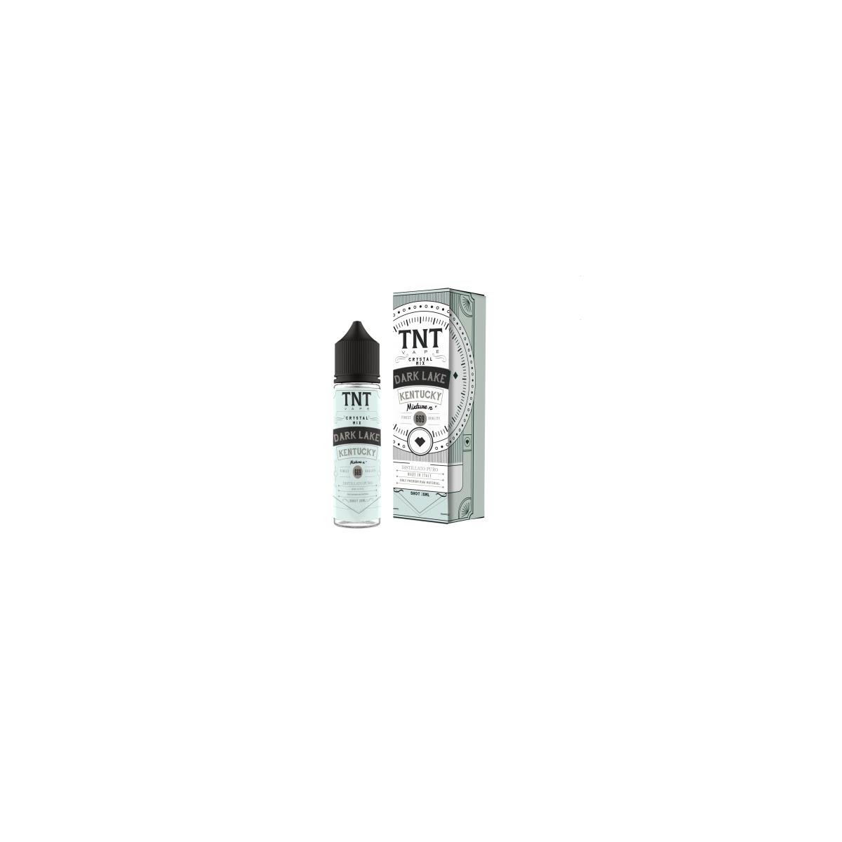 TNT vape Mixture Dark Lake 669 Aroma Scomposto 20ml in flacone da 60ml