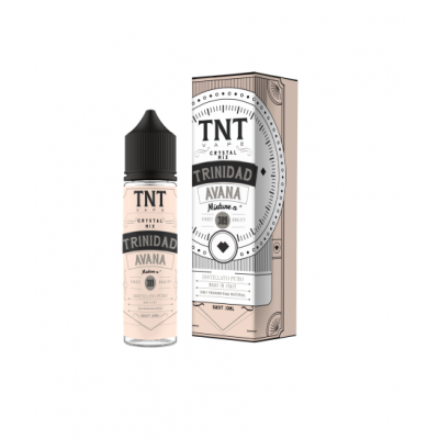 TNT vape Mixture Trinidad Avana 389 Aroma Scomposto 20ml in flacone da 60ml