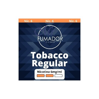 MR. FUMADOR TOBACCO REGULAR...
