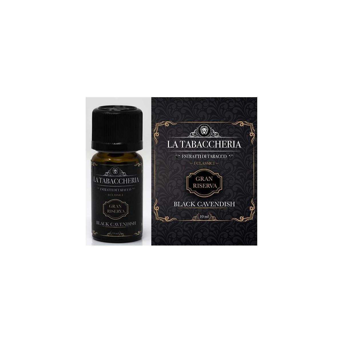 La Tabaccheria Estratto di Tabacco Gran Riserva Black Cavendish 10ml