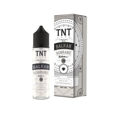 TNT vape Mixture Balkan Sobranie 759 Aroma Scomposto 20ml in flacone da 60ml