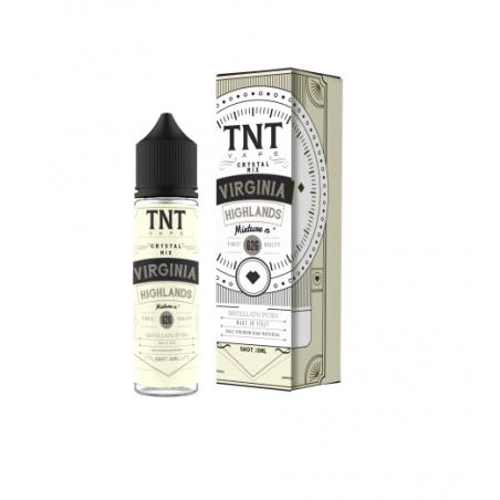 TNT vape Mixture Virginia Highlands 626 Aroma Scomposto 20ml in flacone da 60ml
