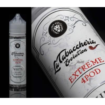La tabaccheria White Sigaro Italiano Aroma Scomposto 20ml in flacone da 60ml