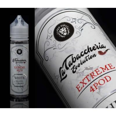 La tabaccheria White Piloto Cubano Aroma Scomposto 20ml in flacone da 60ml