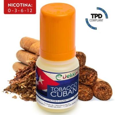 Tabacco Cuban Delixia 10ml