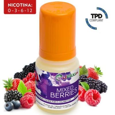 Mixed Berries Delixia 10ml