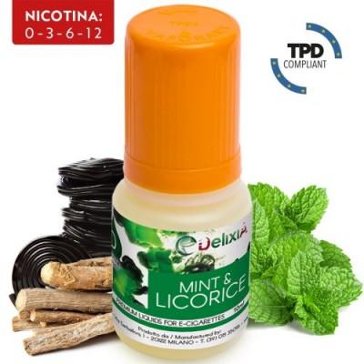 Mint & Licorice Delixia 10ml