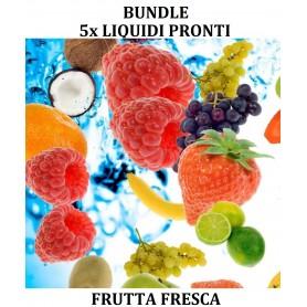 Bundle liquidi pronti frutta fresca