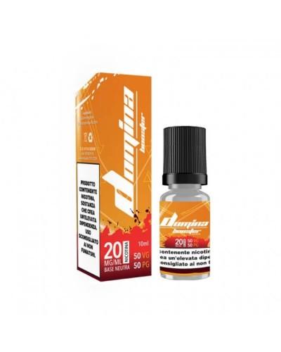 Basette booster con nicotina domina 20mg/ml